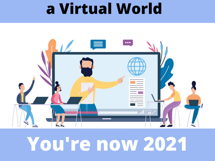 PRESENTING WITH IMPACT IN A VIRTUAL WORLD - WEBINAR RECORDING
