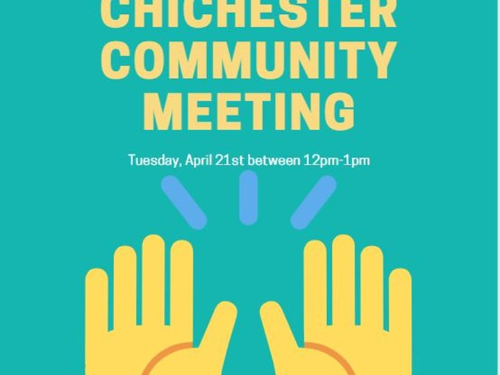 Chichester Community Meeting